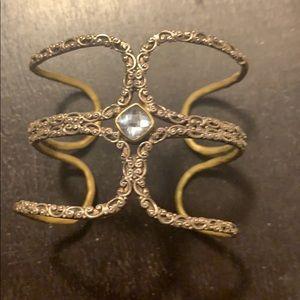 Esbe handmade artesian silver bracelet